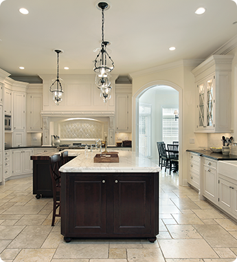 Kitchen Lighting in North Aurora, IL